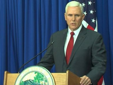Indiana Gov. Says Law Not a 'License to Deny Services'
