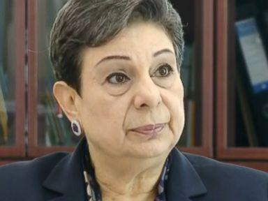 PLO's Hanan Ashrawi: 'Deliberate Massacre' in Gaza