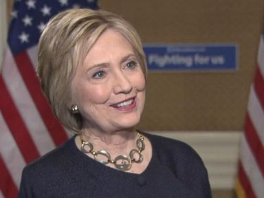 Clinton Doubles Down on Email Scandal: 'It Was Allowed'