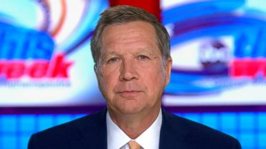 PHOTO: Ohio Governor John Kasich