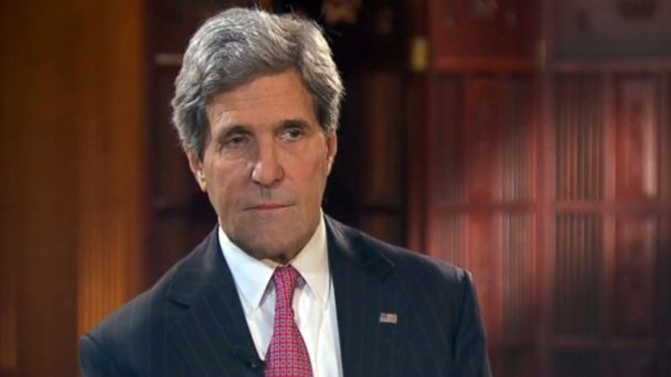 ABC john kerry this week jef 131214 16x9 608 Full Transcript: Sec. of State John Kerry on This Week