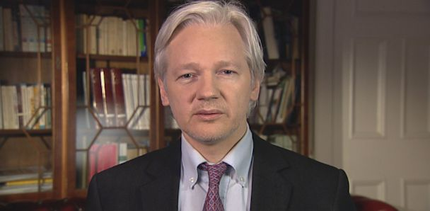 ABC julian assange this week jt 130630 33x16 608 Julian Assange: No Stopping Release of Additional NSA Secrets