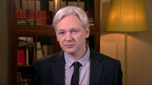 ABC julian assange this week jt 131013 16x9 608 Julian Assange: Surveillance Apparatus a Threat to U.S. Democracy