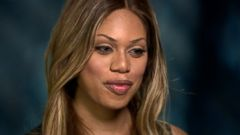 PHOTO: Orange is the New Black Actress Laverne Cox on This Week