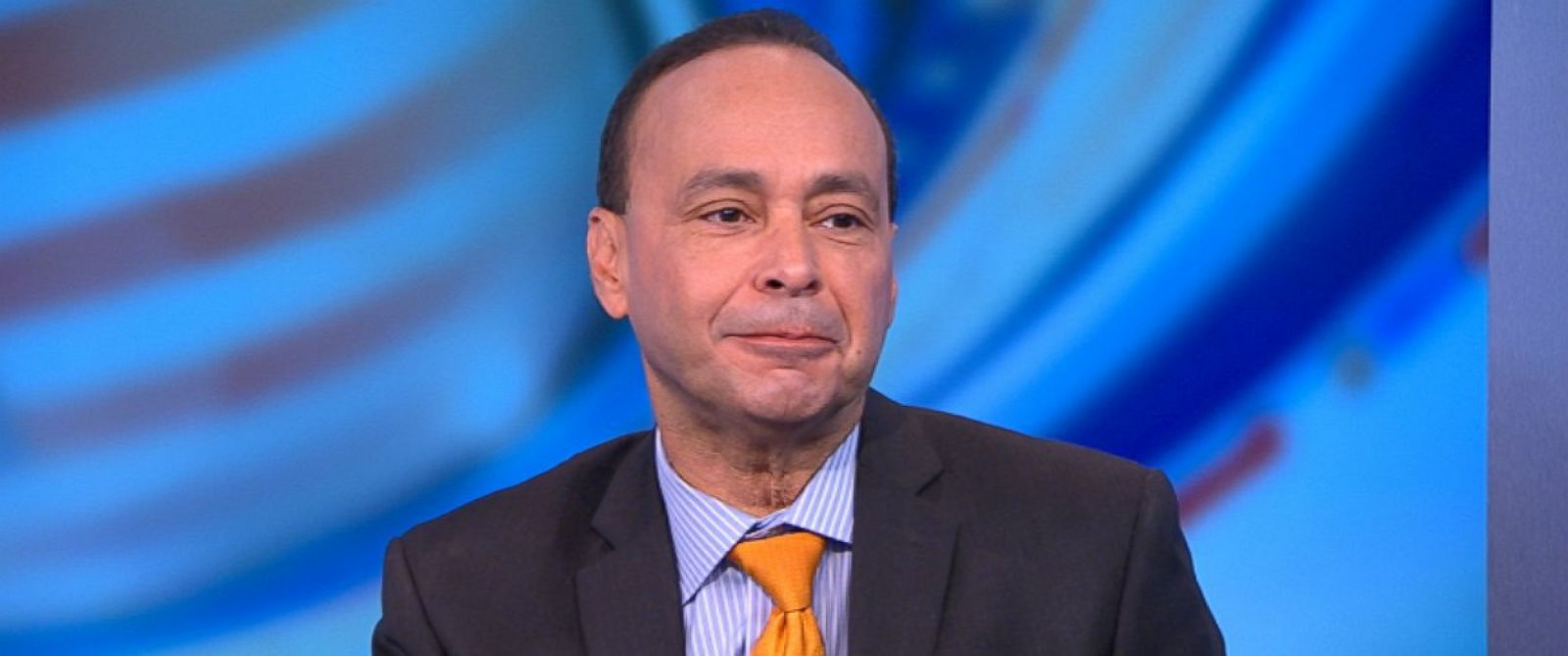 PHOTO: Rep. Luis Gutierrez (D) Illinois on This Week