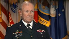 PHOTO: Gen. Martin Dempsey Speaks on This Week