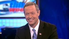 PHOTO: Martin OMalley on This Week