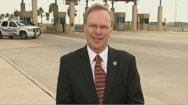 ABC mayor jim darling jt 140629 16x9 608 Border Town Mayor: Influx of Immigrants Not Yet a Crisis