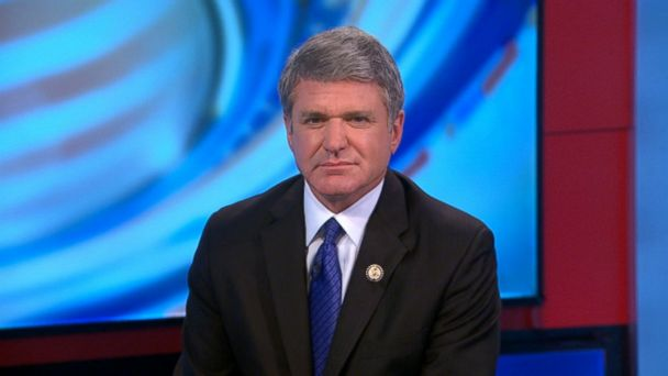 ABC michael mccaul jt 140615 16x9 608 Rep. Michael McCaul Hits Obama on Iraq Response