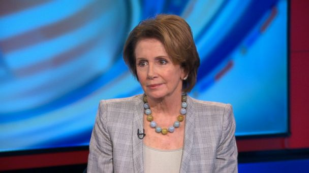 ABC nancy pelosi this week jt 131020 16x9 608 Nancy Pelosi: Obamacare Rollout Glitches Unacceptable