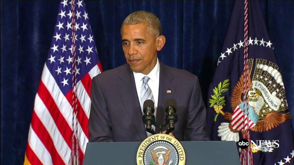 Obama: Attacks on police 'disservice to the cause' of criminal justice reform