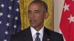 President Obama: Trump unfit