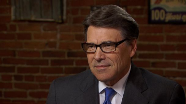 ABC rick perry jt 131110 16x9 608 Rick Perry Wants New York Jobs    And Debate With Andrew Cuomo
