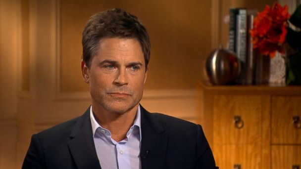 ABC rob lowe this week jt 131103 16x9 608 Killing Kennedy Star Rob Lowe: JFK Was the Unique Original