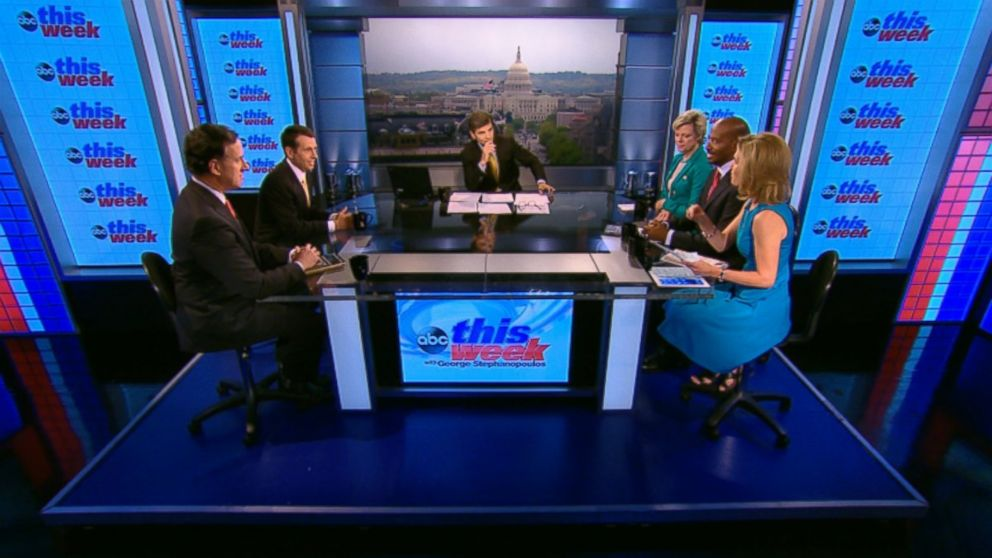 PHOTO: Roundtable on This Week
