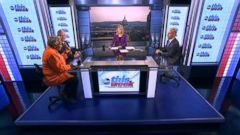 PHOTO: ABC News Contributor and Democratic Strategist Donna Brazile, ABC News Contributor and The Weekly Standard Editor Bill Kristol and ABC News Political Analyst Matthew Dowd on This Week