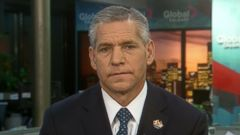 PHOTO: TransCanada Corporation CEO Russ Girling on This Week