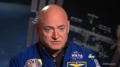 PHOTO: Astronaut Scott Kelly on This Week