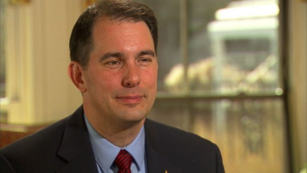 ABC scott walker jt 131117 16x9 608 Scott Walker on the Ideal GOP 2016 Presidential Candidate:  Members of Congress Need Not Apply