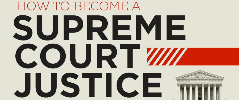 PHOTO: How to Become a Supreme Court Justice