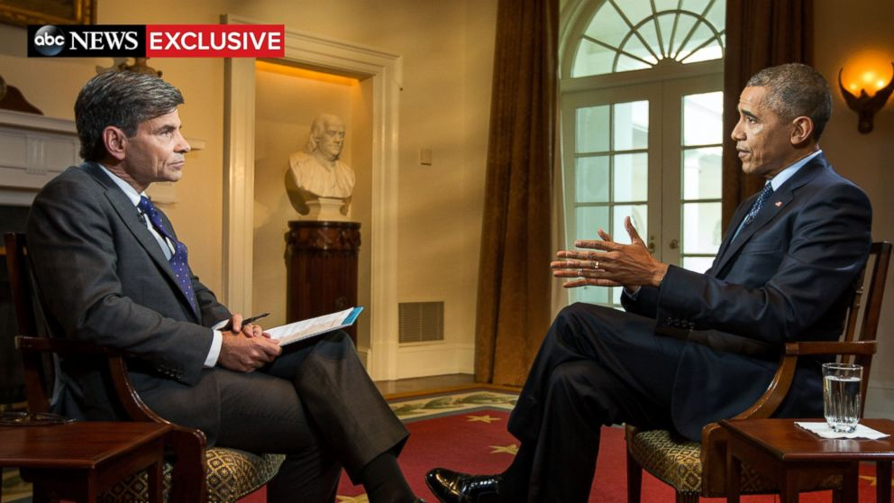 Obama: We Must 'Completely Decapitate' ISIS Operations
