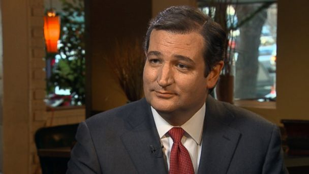 ABC ted cruz jt 131222 16x9 608 Sunday on This Week: Sen. Ted Cruz and Sen. Rand Paul