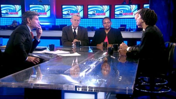 ABC this week mandela roundtable jt 131208 16x9 608 This Week Panel: Mandela a Ruthless and Disciplined Politician