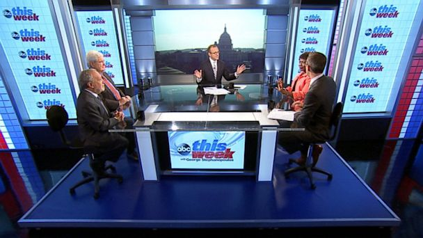 ABC this week roundtable jt 130922 16x9 608 This Week Transcript: Rep. Peter King and Tyler Hicks