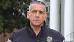 PHOTO: Charlottesville Police Chief Tim Longo on This Week