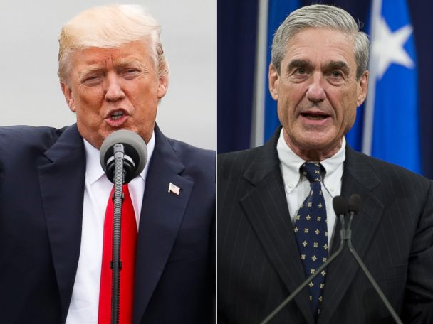 White House: Trump 'has no intention' to remove Mueller
