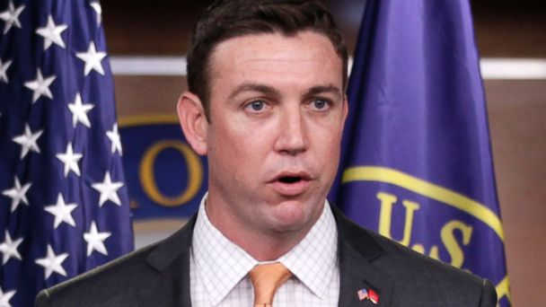 PHOTO: The Justice Department is investigating Rep. Duncan Hunter, R-Calif., for possible campaign violations.
