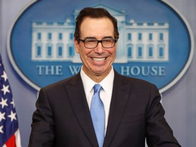 Trump has 'no intention' of releasing tax returns, treasury secretary says