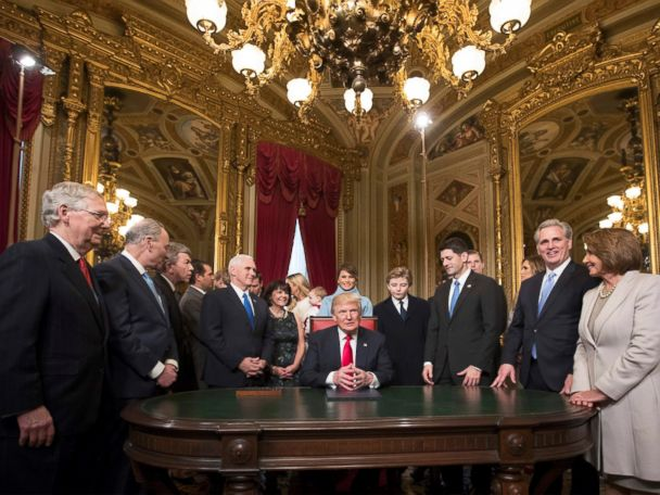 Senate Confirms Secretaries of Defense and Homeland Security