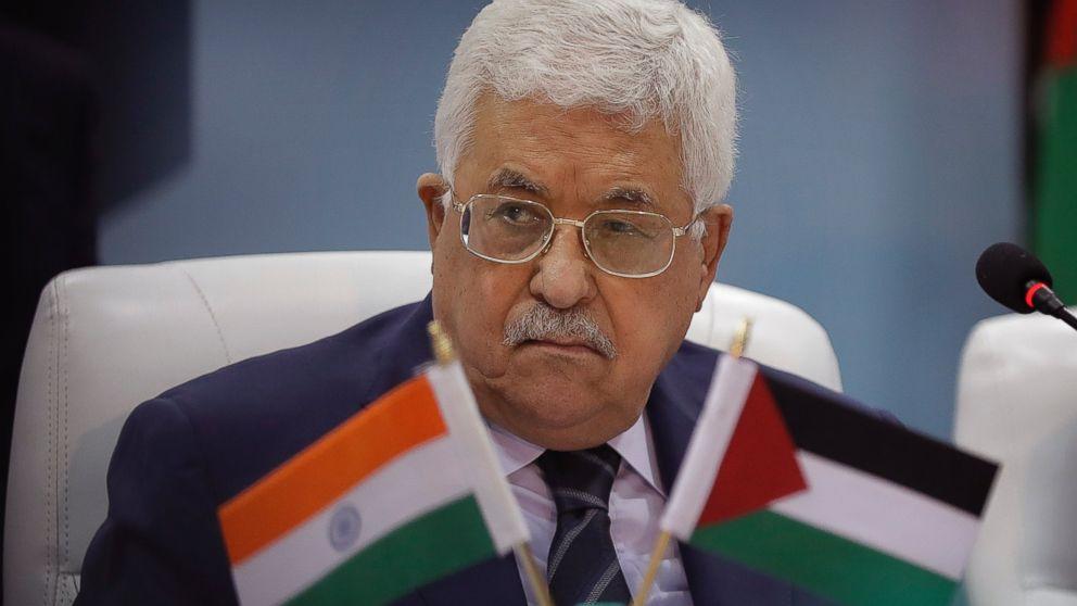 Who is Palestian President Mahmoud Abbas?