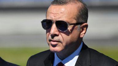 House speaker calls Erdogan visit violence 'indefensible'