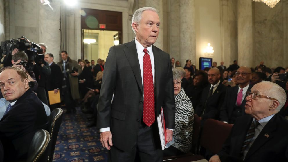 Trump's Attorney General Pick Jeff Sessions on 1986 Allegations of Racism: 'I Abhor the Klan'
