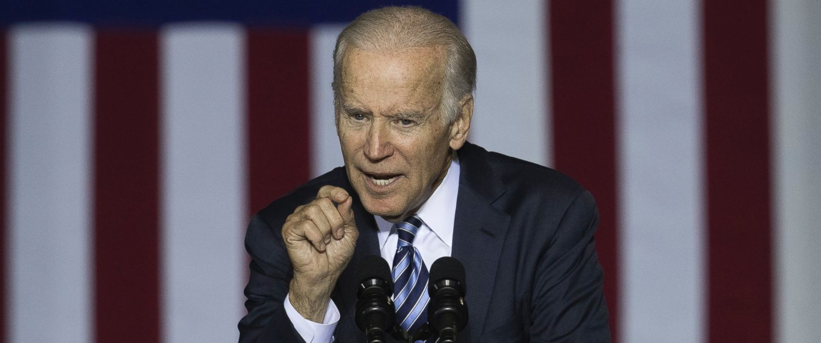 biden interview videos at abc news video archive at abcnews com biden trump has made presidential campaign so crude
