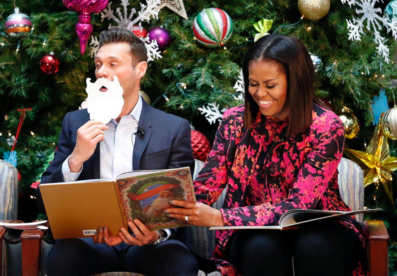 Portrait michelle obama