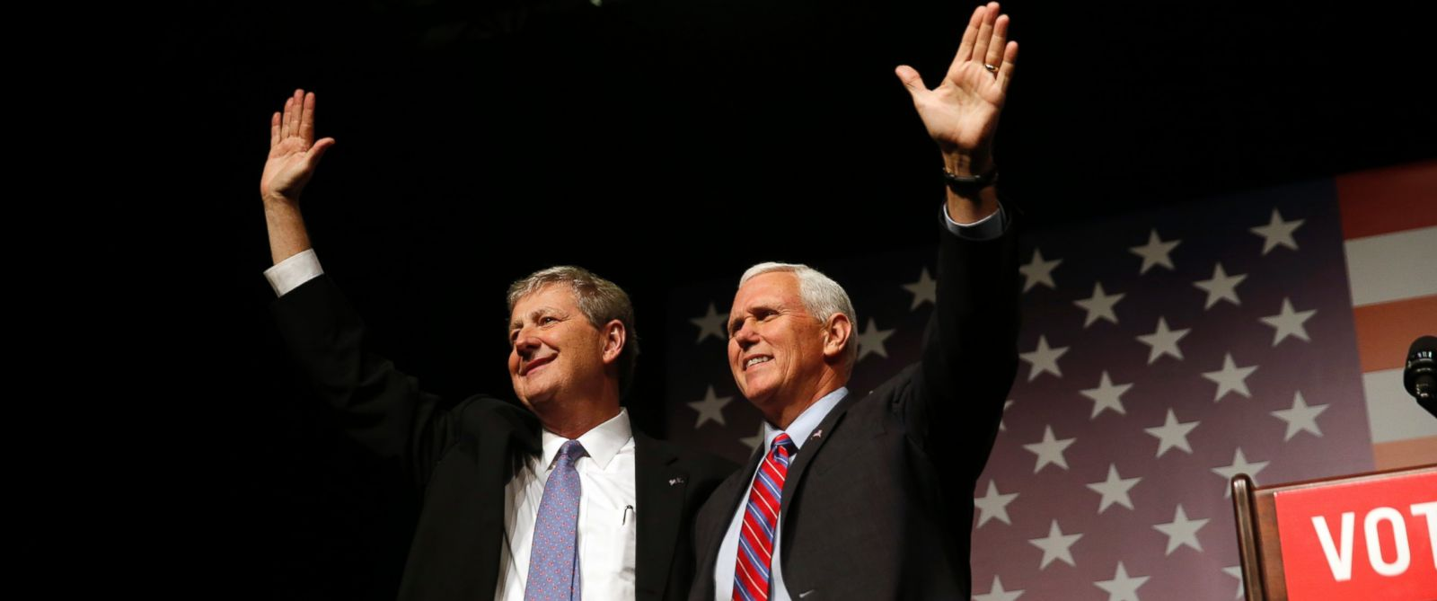 Mike Pence Returns to Campaign Trail for GOP Senate ...