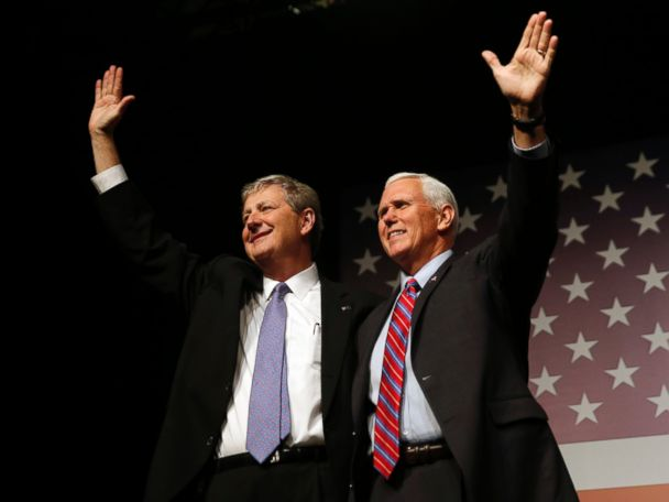 Mike Pence Hits Campaign Trail for GOP Senate Candidate in Louisiana