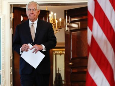 US military in Mideast hindered by Saudis' rift with Qatar: Tillerson