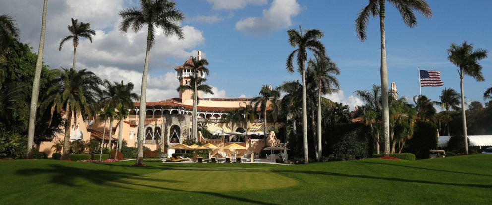PHOTO: Mar-A Lago is seen here, Nov. 27, 2016, in Palm Beach, Florida.