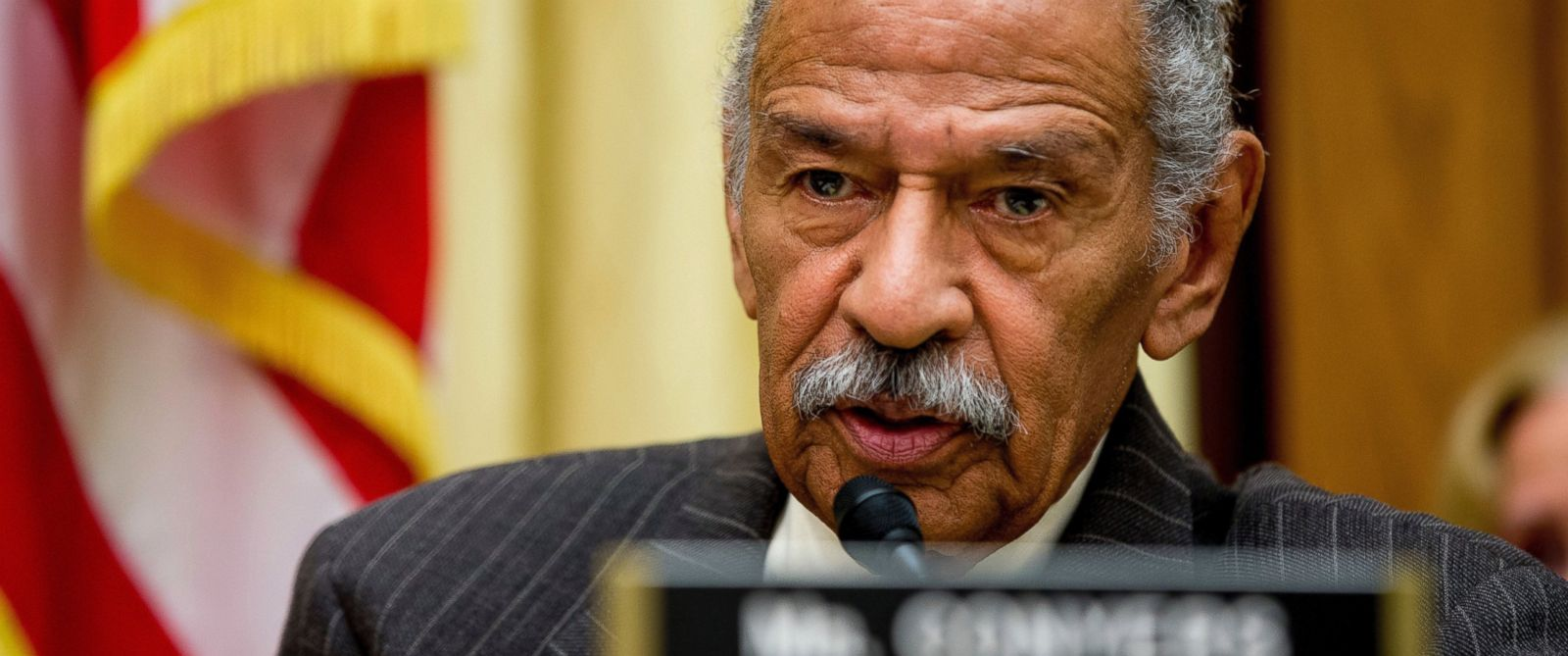 Rep. John Conyers Jr >> Congressman's Missing Son Found Safe in Houston.... : ABC News: This Week - howlDb