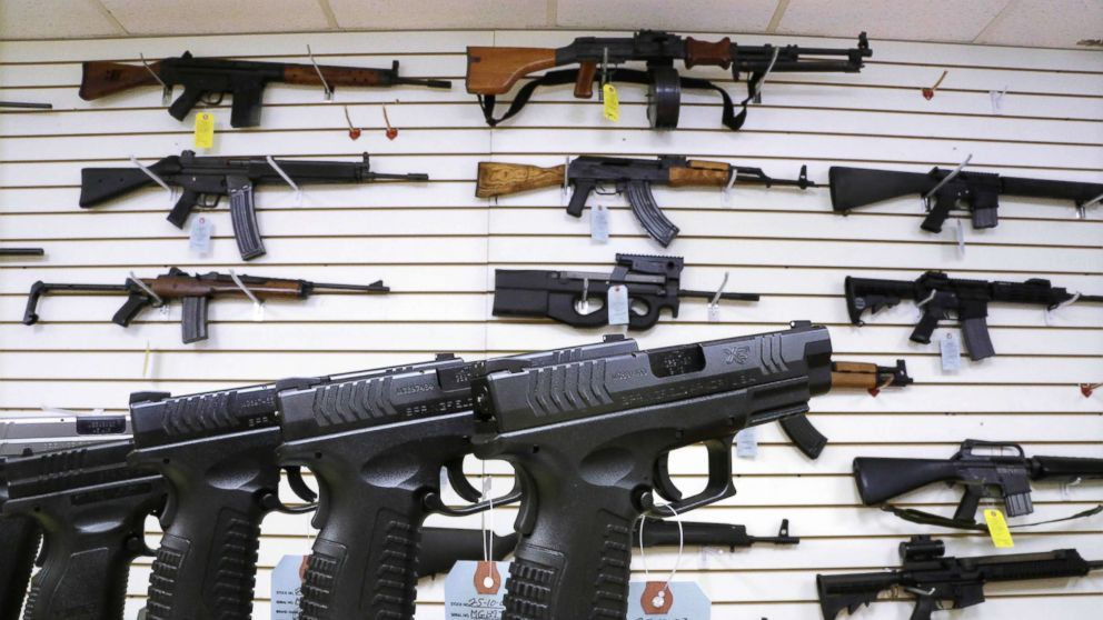 6 in 10 say ban assault weapons, up sharply in Parkland's aftermath