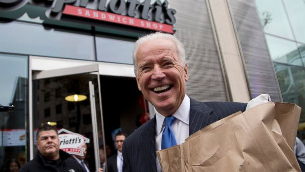 AP Biden Sandwhich Shop DC 131121 16x9 608 Biden Motorcades to His Favorite Sandwich Chains DC Opening