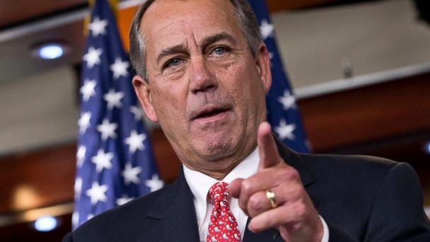 AP Boehner GOP Leadership Pushback DC 131213 16x9 608 The Fight is On