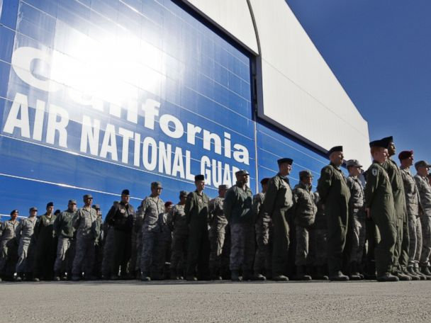 California National Guard Approached Congress in 2014 About Bonuses