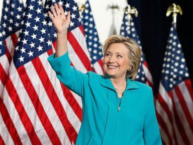 Clinton: Trump Has Used 'Prejudice and Paranoia' in Campaign