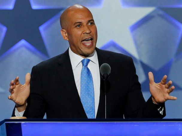 Cory Booker Gives Rousing DNC Speech: 'We Will Rise'