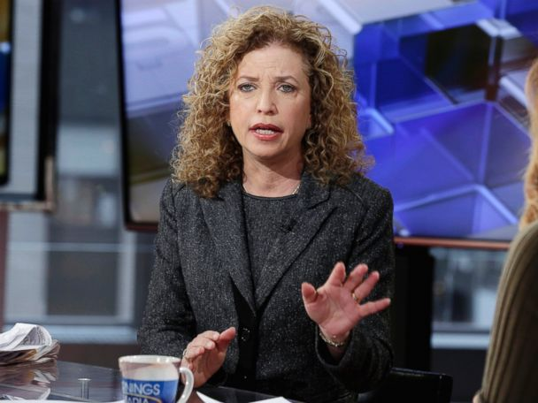 Wasserman Schultz to Step Down as DNC Chair